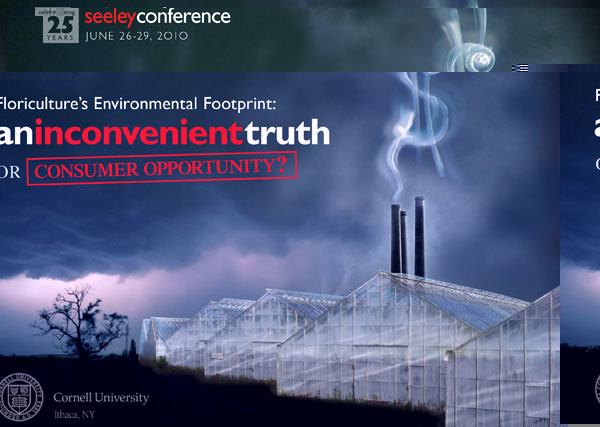 2010 Seeley Conference, Cornell University